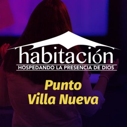 Servicio Habitación – Punto Villa Nueva – 20 Abr