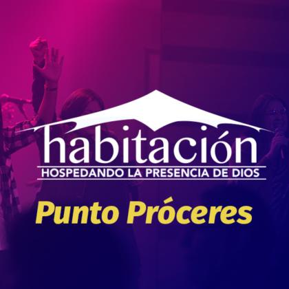 Servicio Habitación – Punto Próceres – 20 Abr