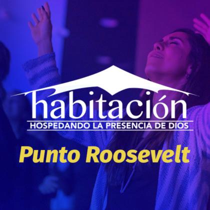 Servicio Habitación – Punto Roosevelt – 20 Abr