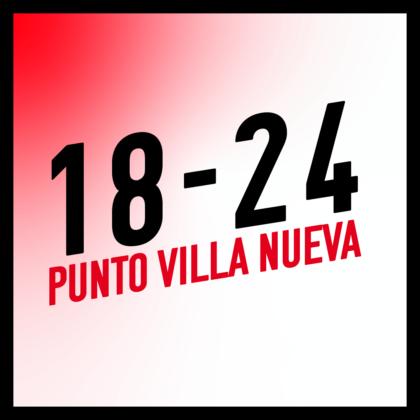 SOMOS.JÓVENES 18-24  Punto Villa Nueva 24 abr