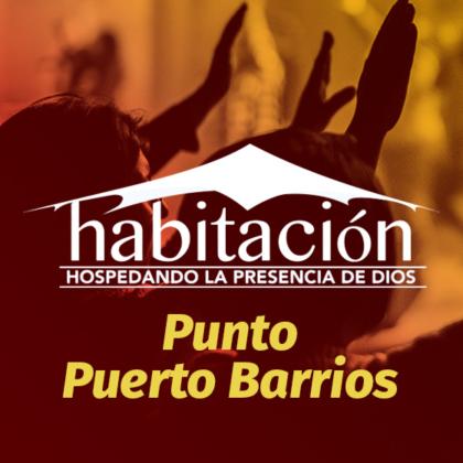 Servicio Habitación – Punto Pto. Barrios – 22 Jun