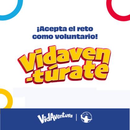 Convocatoria de nuevos voluntarios para VidAventura
